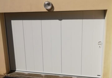 Installateur porte de garage sectionelle Maine-et-Loire