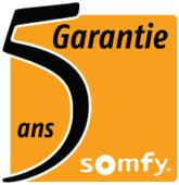 5 ans de garantie Somfy chez Les Ateliers Michel Angers et Lion-d'Angers