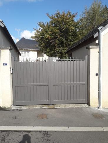 Poseur de portail et clôture