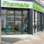 Nouvelle façade de la pharmacie de Préfailles