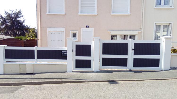 Les Ateliers Michel : pose de clôtures dans le Maine-et-Loire