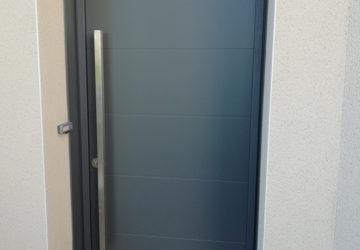 Installation de portes à Angers