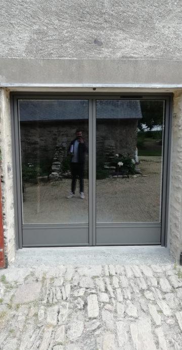 Pose de baie vitrée Angers et Maine-et-Loire : les ateliers michel