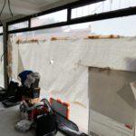 Travaux de rénovation devanture de pharmacie Loire-Atlantique