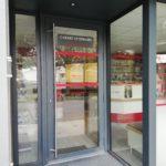 Aménagement entrée cabinet vétérinaire Nantes