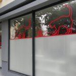 rénovation de façade clinique vétérinaire Nantes