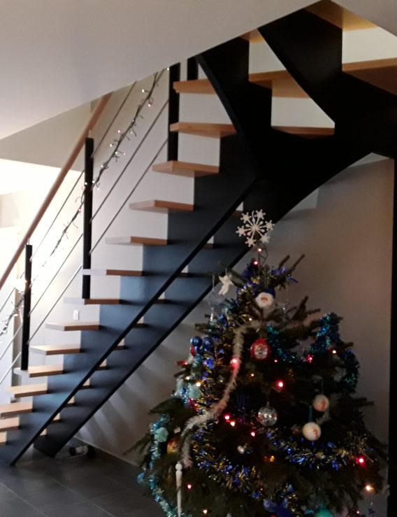 Quels sont les différents types d'escaliers et comment choisir ?