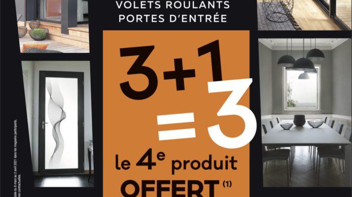 6 raisons de changer de fenêtres : offre Solabaie 3+1=3 à Angers