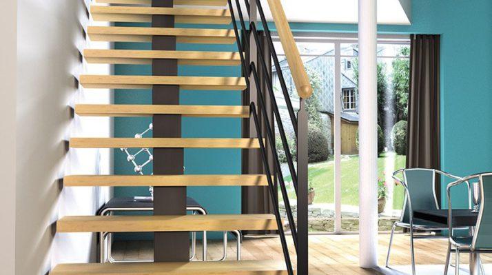 Escalier design à Angers : que choisir ? Matériaux et style