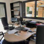 Aménagement d'un bureau sur mesure à Angers