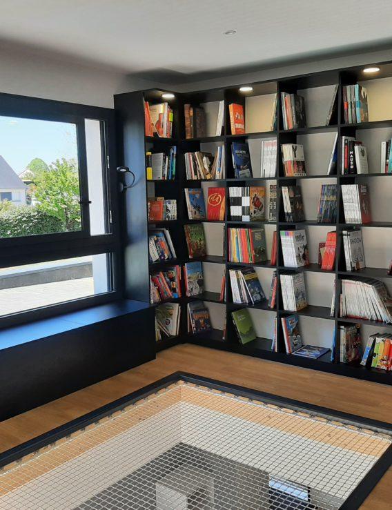 Création de meubles et espaces sur mesure à Angers
