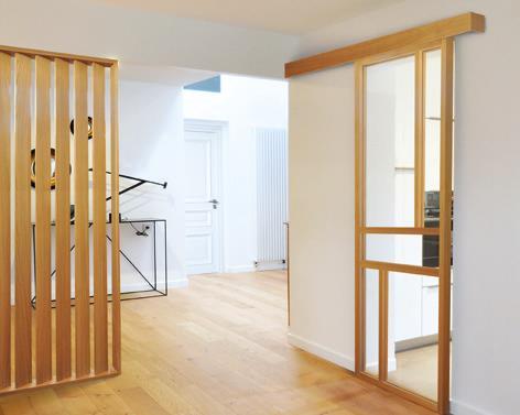 Choisir ses portes coulissantes, portes de placard et séparations en fonction des espaces?